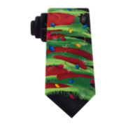 Jerry Garcia® Green Tree Tie
