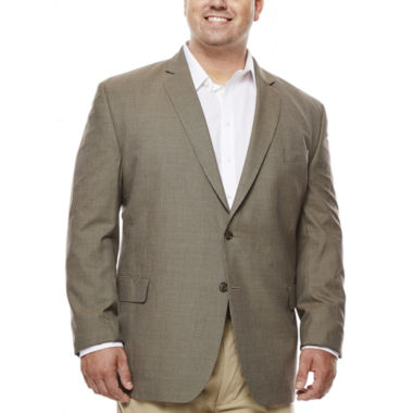 jcpenney.com | Stafford® Travel Year-Round Sport Coat - Big & Tall