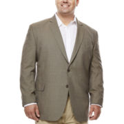 Stafford® Travel Year-Round Sport Coat - Big & Tall