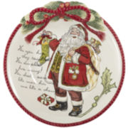Fitz and Floyd® Night Before Christmas Centerpiece Serving Bowl