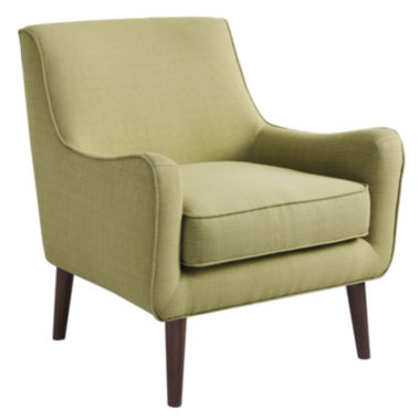 jcpenney.com | Larry Curved Sloped-Arm Chair