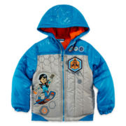 Disney Collection Miles Puffer Jacket - Boys 2-8