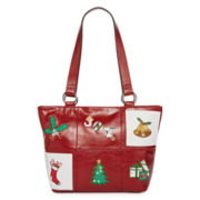 Rosetti® Holiday Tote
