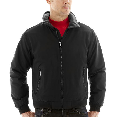 St. Johns Bay Nylon Jacket
