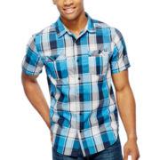 Ecko Unltd.® Vespey Short-Sleeve Woven Shirt