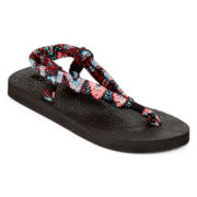 Mixit™ Soft Sling Thong Sandals