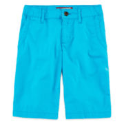 Arizona Poplin Chino Shorts - Boys 8-20 and Husky