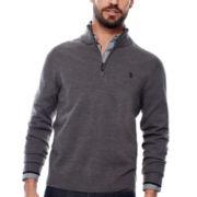 U.S. Polo Assn.® Quarter-Zip Sweater