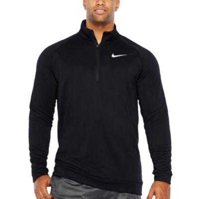 77c26c9d5c2d Nike Mens Long Sleeve Quarter-Zip Pullover Big and Tall