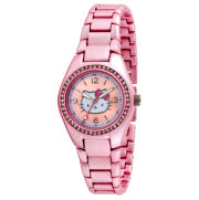 Hello Kitty® Round-Dial Bracelet Watch
