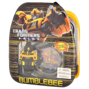 jcpenney.com | Transformers Watch, Clock and Mini Backpack Set