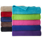 Scene Weaver™ Fleece Throw