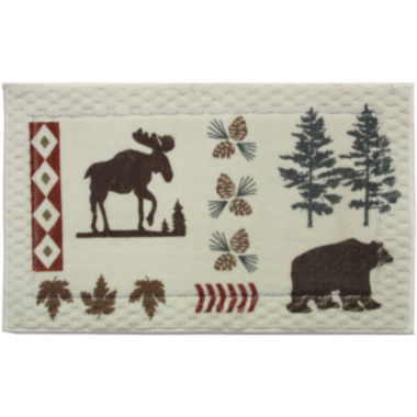 jcpenney.com | Bacova North Ridge Bath Rug