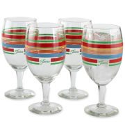 Fiesta® Culver Footed Water Set of 4