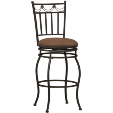 jcpenney.com | Swag Swivel Barstool  with Back