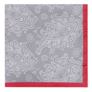 Stafford® Paisley Pocket Square