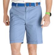 IZOD® Flat-Front Shorts