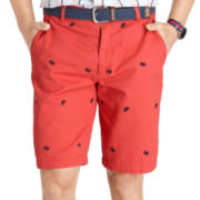 IZOD® Crab-Patterned Shorts