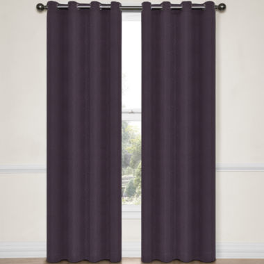 jcpenney.com | Eclipse® Abby Grommet-Top Blackout Curtain Panel with Thermalayer