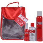 CHI® Holiday Protect and Shine Trio + Bag