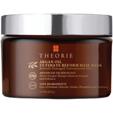 jcpenney.com | Theorie® Argan Oil Ultimate Reform Hair Mask - 6.5 oz.