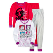 Every After High 4-pc. Pajama Set - Girls 6-12