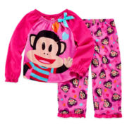 Nickelodeon Julius Jr. 2-pc. Pajama Set - Girls 2t-4t