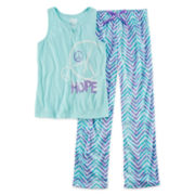 Sleep On It 2-pc. Hope Pajama Set - Girls 4-16