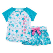 Sleep On It 2-pc. Star Pajama Set - Girls 4-16