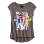 My Little Pony Short-Sleeve Love Top - Girls 7-16