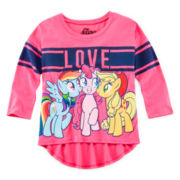 My Little Pony Long-Sleeve Love Top - Girls 7-16