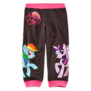 My Little Pony Capri Sweatpants - Girls 7-16