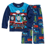 Thomas & Friends 2-pc. Long-Sleeve Pajama Set – Boys 2t-4t