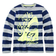 Arizona Long-Sleeve Knit Graphic Tee – Boys 6-18