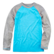 Arizona Long-Sleeve Baseball Tee - Boys 6-18