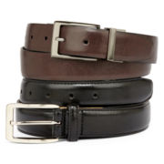 Dockers® 2-pk. Boxed Belt Set