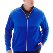 PGA TOUR® Full-Zip Polar Fleece Jacket–Big & Tall