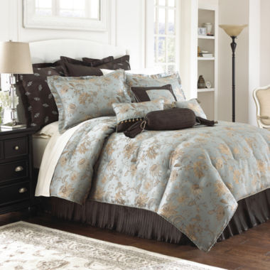 jcpenney.com | Marquis by Waterford® Cameron 4-pc. Comforter Set