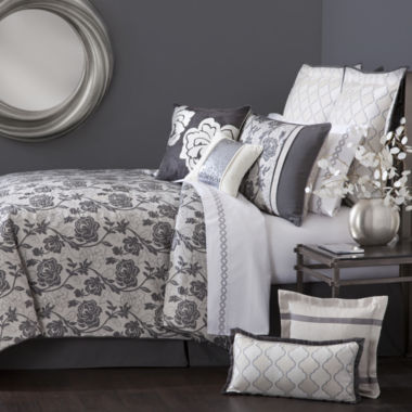 jcpenney.com | Marquis by Waterford® Caitlyn Comforter Set & Accessories