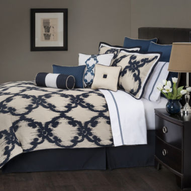 jcpenney.com | Marquis by Waterford® Baltovin 4-pc. Comforter Set & Accessories