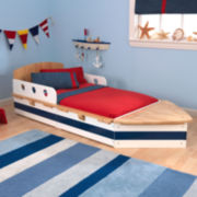 KidKraft® Boat Toddler Bed
