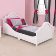 KidKraft® Raleigh Toddler Bed - White