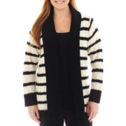 Alyx® Long-Sleeve Striped Sweater Cozie - Plus