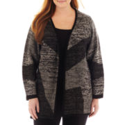 Alyx® Long-Sleeve Cardigan Sweater Duster