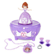 Disney Collection Sofia Jewelry Box - Girls One Size