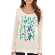 Arizona Tunic Sweatshirt
