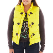 Arizona Puffer Vest - Plus
