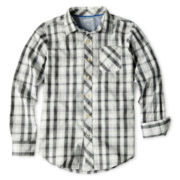 Arizona Long-Sleeve Woven Shirt - Boys 6-18
