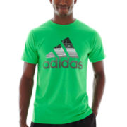 adidas® Photo Soccer Tee