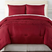 Home Expressions™ Tranquil Texture 3-pc. Comforter Set